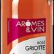 rosé griotte Arômes et vin