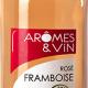 rosé framboise arômes et vins